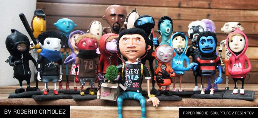 Toy Art de Rogério Camolez