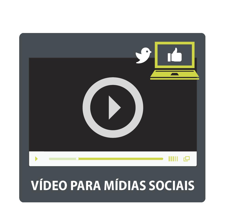 videos midias sociais